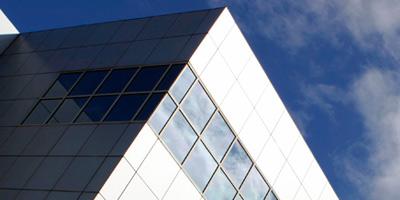 Fassaden von Schmidt Stahlbau Maschinenbau