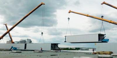 Konstruktiver Stahlbau von Schmidt Stahlbau Maschinenbau