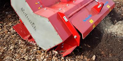 Rodungsfräse RFL 510 von Schmidt Maschinenbau